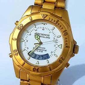 6423b1aabe0 Relógio Technos Skydiver T205 57 - Relógios no Mercado Livre Brasil