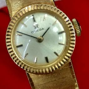 Relógio Omega Lady (temos Hs E Antonio Bernardo)