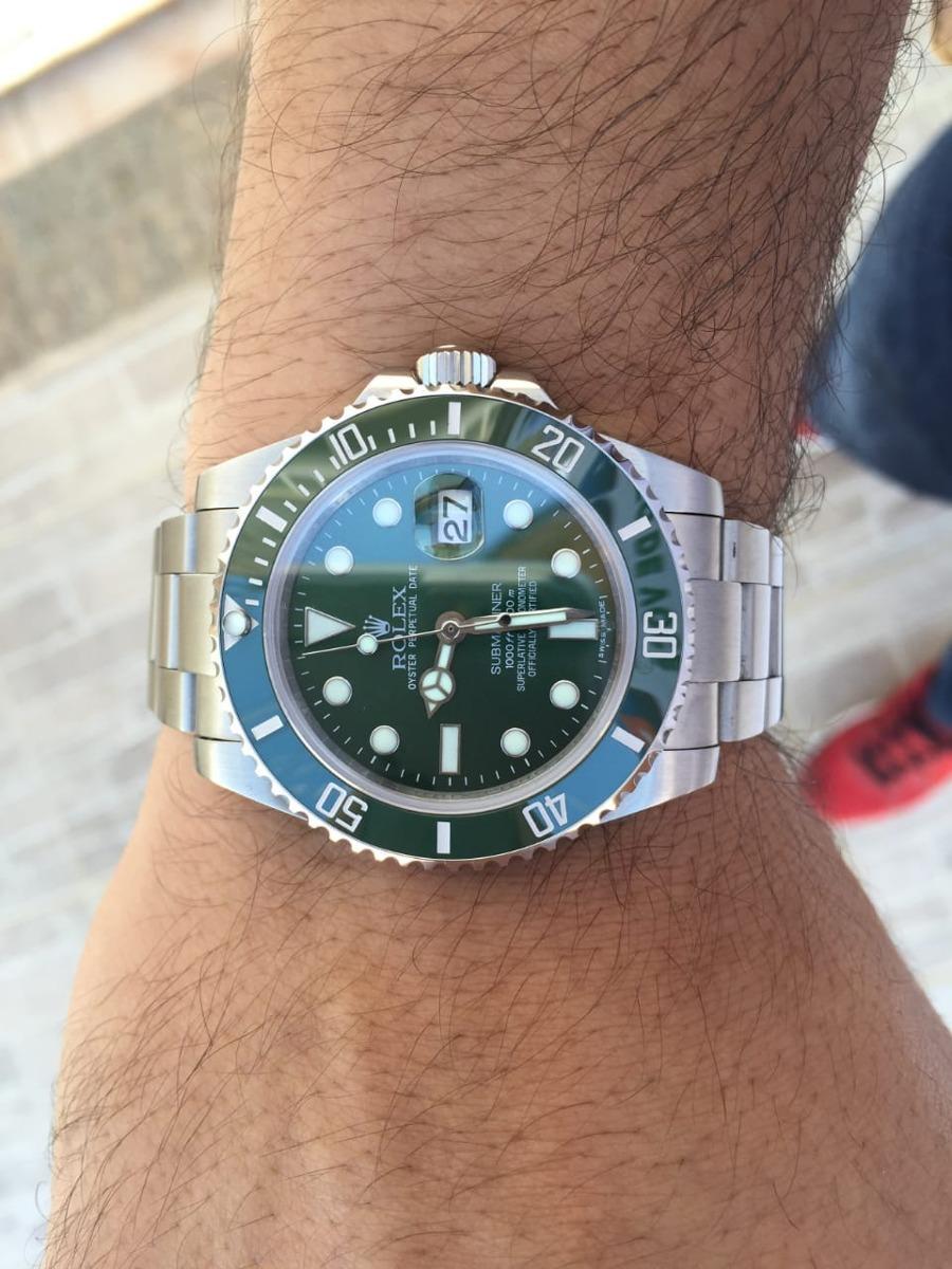 b87489e7653 Vender um igual. relógios rolex masculino varios modelos. Carregando zoom.