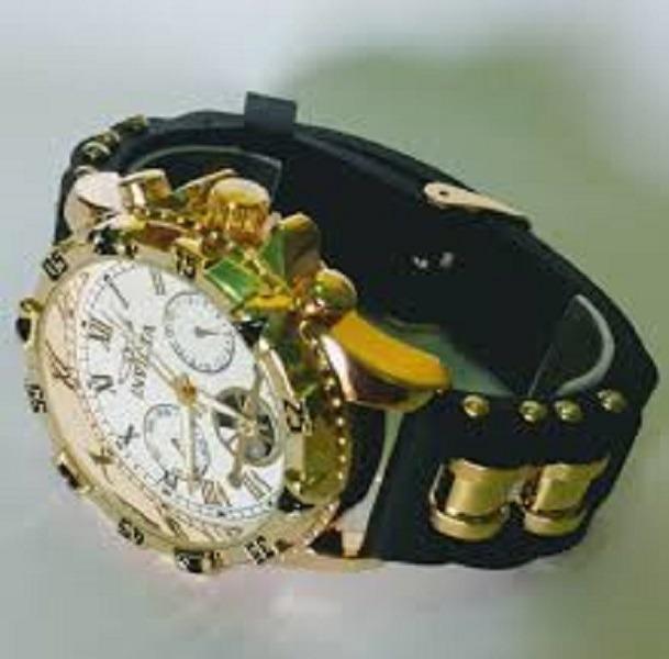 c9011d1b659 Relógios Top Invicta -temos Outras Marcas Bvlgari-rolex Etc - R  121 ...