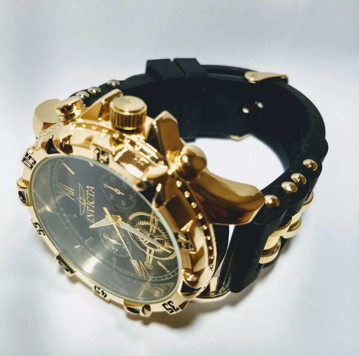 5cbc0e41550 relógios top invicta -temos outras marcas bvlgari-rolex etc. Carregando  zoom.