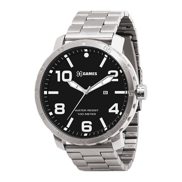 604c39bbec3 Relógios Xgames - Modelo Xmss1001 - R  218