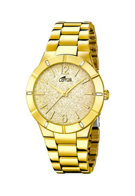 76cc1c8095f3 Reloj Mido Dorado - Relojes Lotus en Mercado Libre Chile