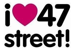 reloj 47 street agente oficial local barrio belgrano