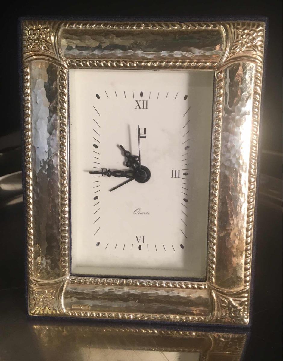 Reloj A Quarzo Marco Plata 925 Italiana Sellado Funciona - $ 2.900 ...