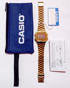 bb135cceede0 Reloj De Yuya Color Dorado Unisex Casio - Reloj de Pulsera en Mercado Libre  México