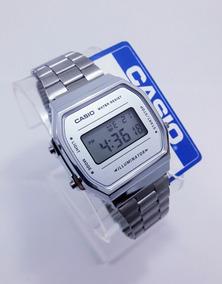 71e5f7f38753 Reloj Casio Plateado - Reloj Casio en Jalisco en Mercado Libre México