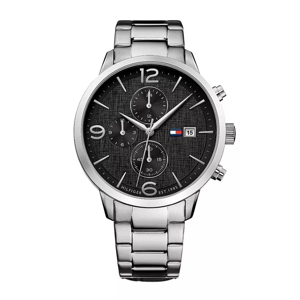 cc75f71a686a reloj acero hombre tommy hilfiger 1710356 envio gratis!! Cargando zoom.