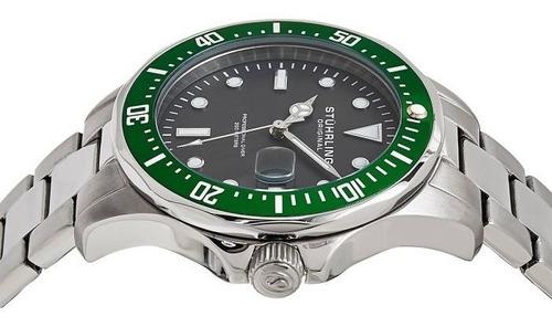 reloj acero inoxidable brazalete eslabones 664.03 stührling