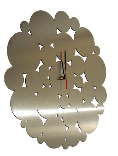 reloj acero inoxidable matizado