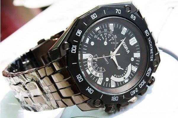 7def1de7b223 Reloj Acero Para Hombre Rosra Black Tt- Detal Y Por Mayor -   23.800 ...