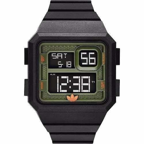 size 40 d9aa9 fd305 reloj adidas adh 2883 unisex color negro