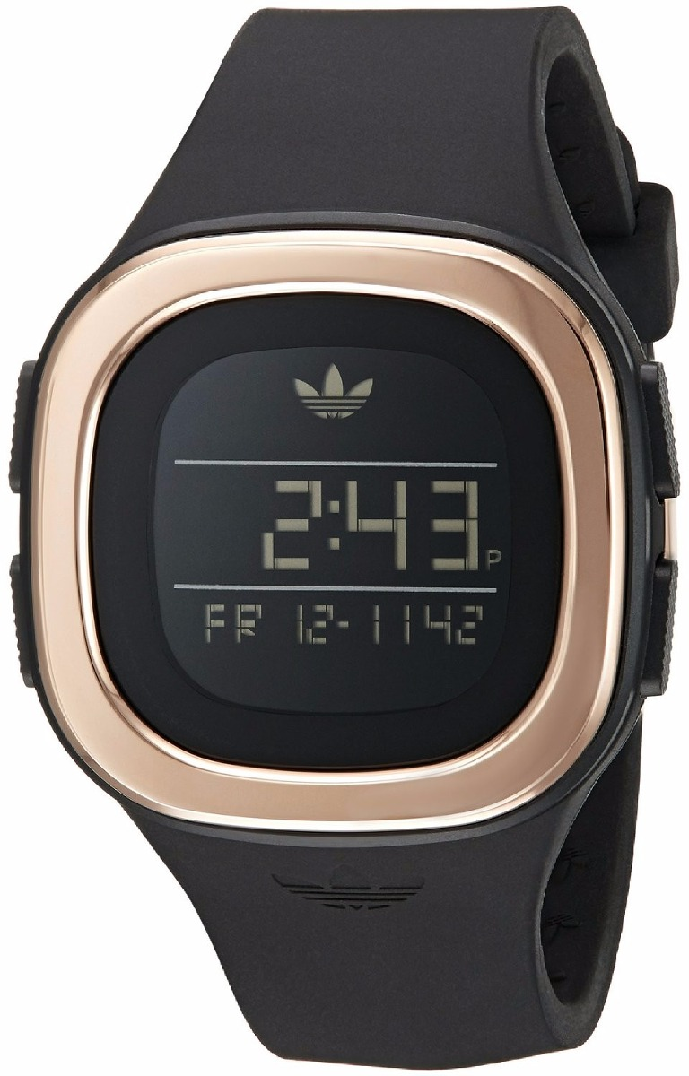 reputable site 31d79 77677 reloj adidas adh3085 denver negro bronc unisex 100% original. Cargando zoom.