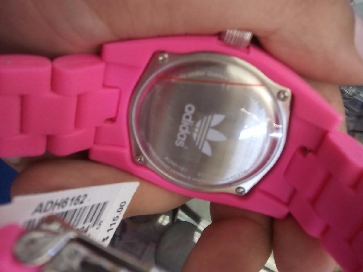 La Adidas Original Adh6162 Reloj Hora Da Fecha Y Rosa F31cTKJl