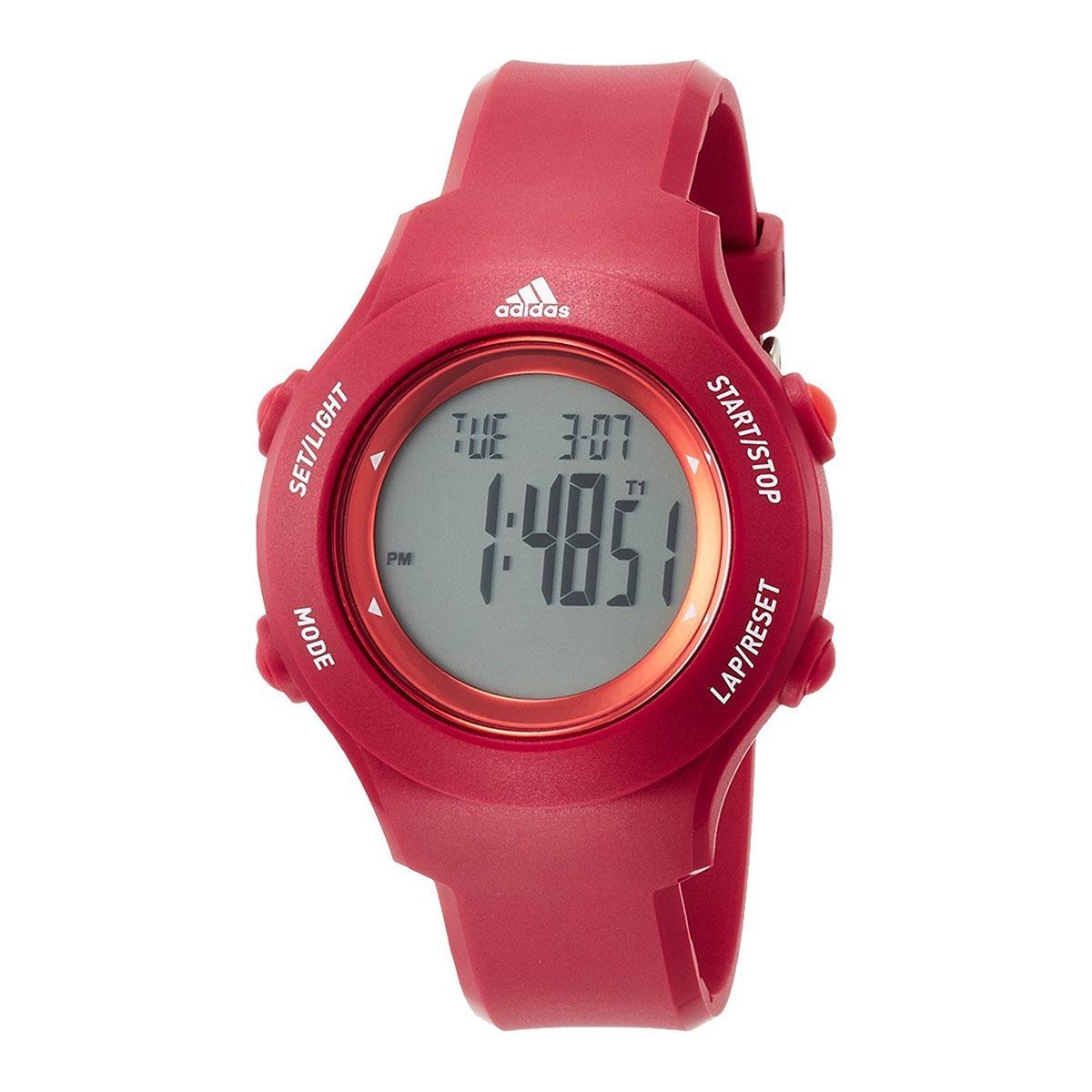 newest 06bd7 38c03 reloj adidas adp 3286 unisex color rojo. Cargando zoom.