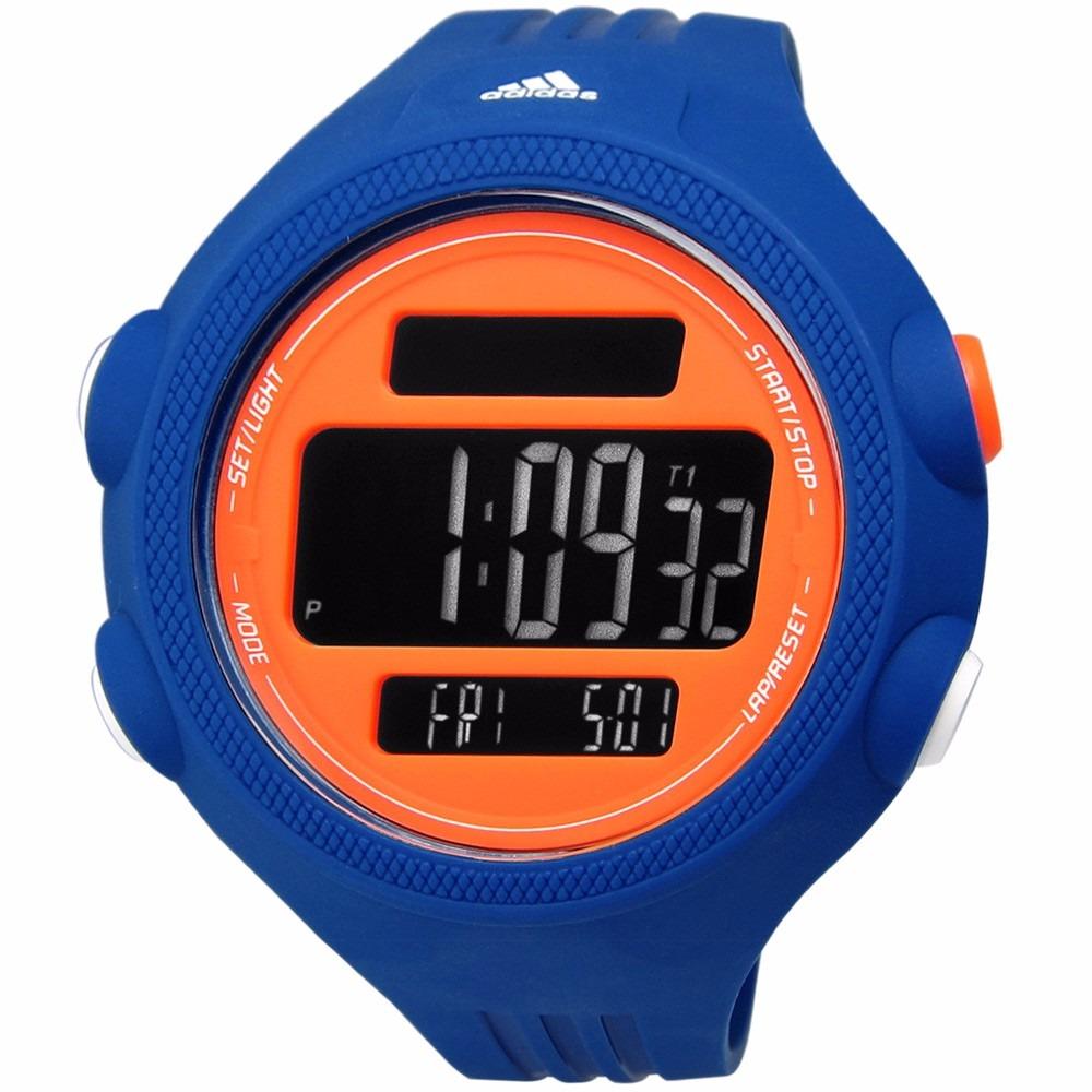Adp3139 Azulnaranja Adidas 100Original Reloj Envío Gratis USzMVp