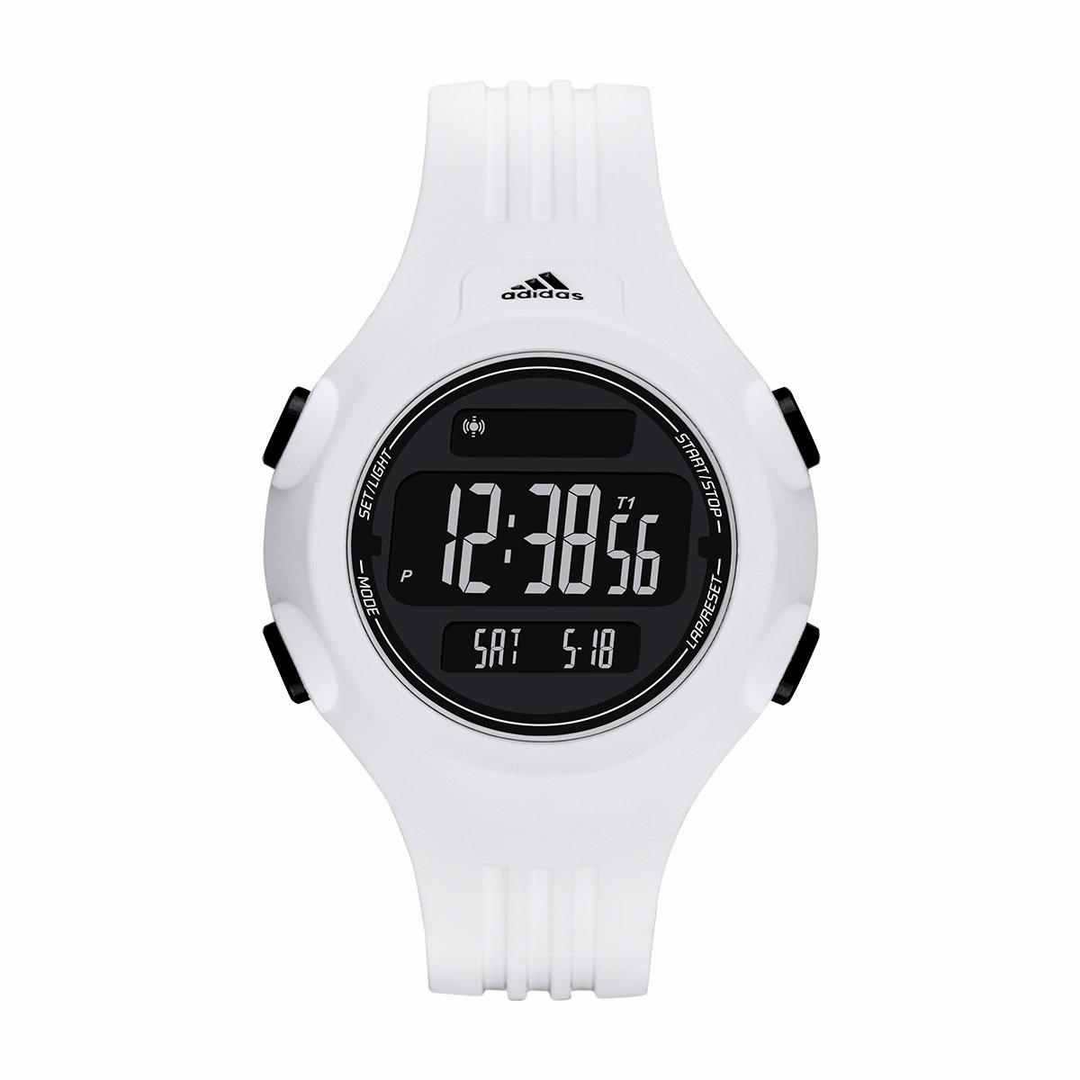 Blanconegro Adp3264 Unisex Questra Adidas Reloj Original jR54AL