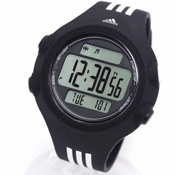 a18952bdd2be Reloj adidas Adp6081 Questra Negro 100% Original Caballero ...
