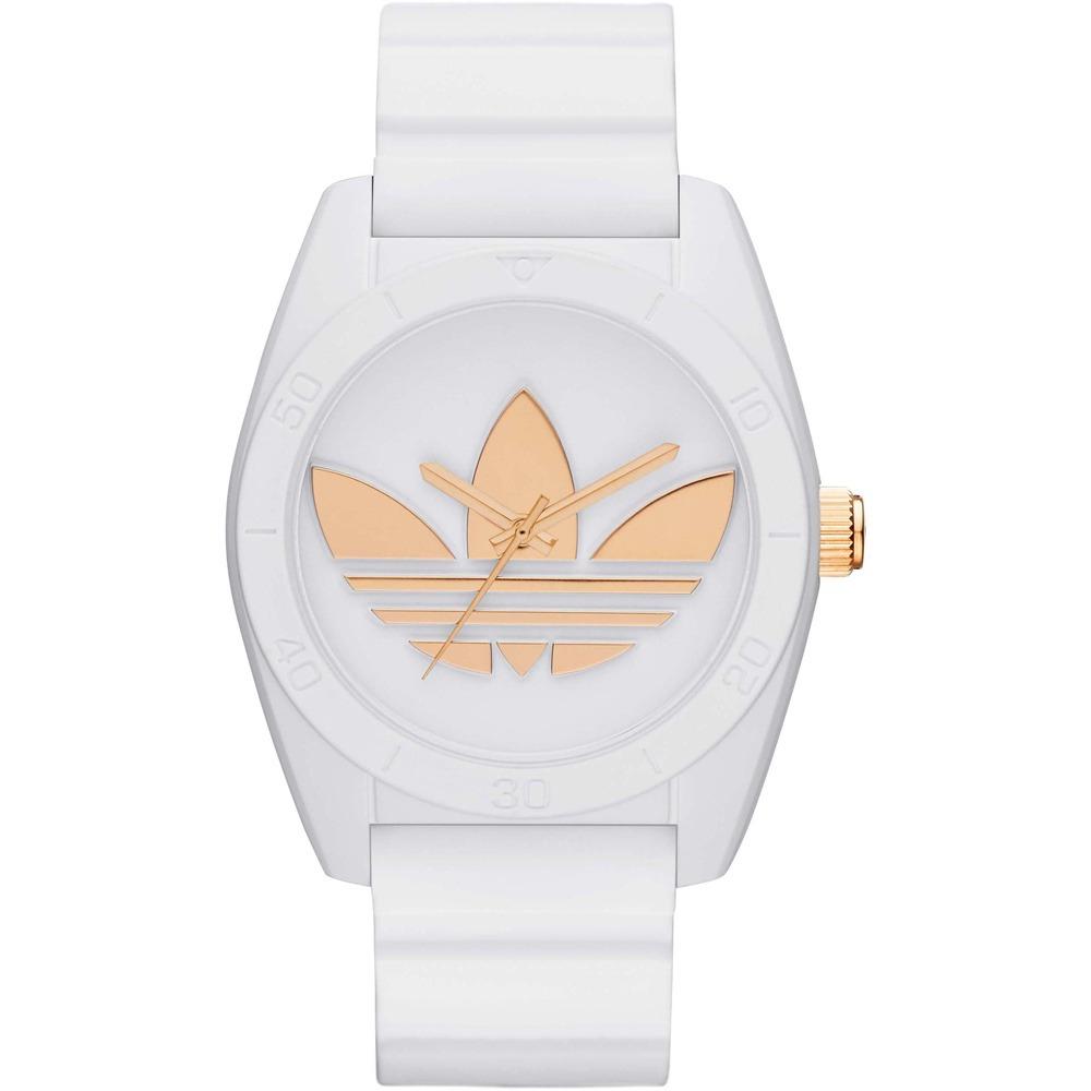 Adh2799 Dama Original Santiago Reloj Blanco Adidas Modelo c5qAjS34RL