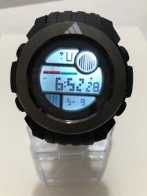 Digital Adidas LuzFechadorCrono09 Reloj Dorado Negro 9eWEYDH2I