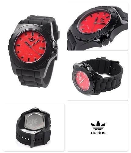 reloj adidas melbourne black unisex adh2750 | envío gratis