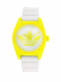 Adidas Original Reloj Amarillo Pulsera En Increible De zVpSUM