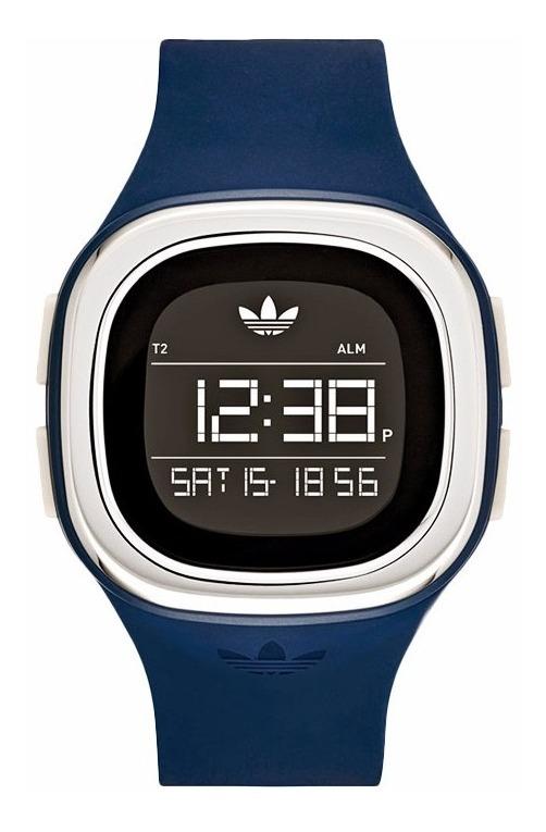 Adh3139 Reloj Adidas Alarma Denver Originals Digital Oficial bf67gyY