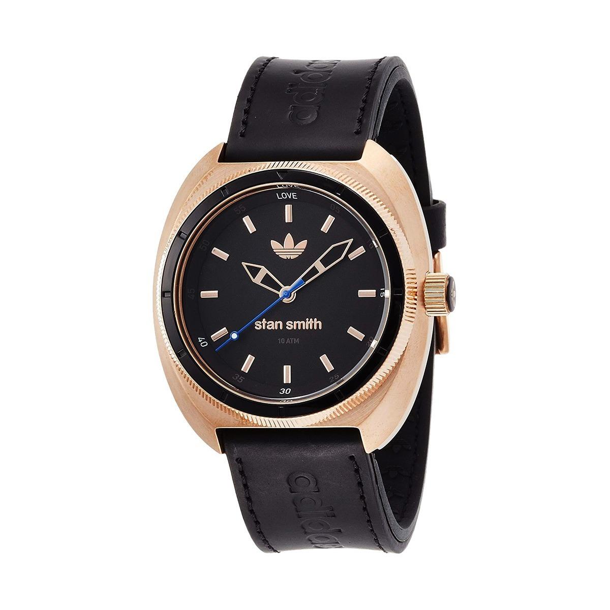 Reloj adidas Originals Stan Smith Adh3083 Analogico Cuero