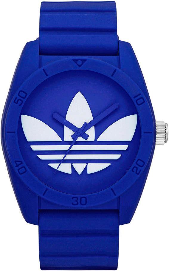 e4994e5191b8 Reloj adidas Para Hombre Adh6169 Santiago Logo Deportivo -   313.900 en  Mercado Libre