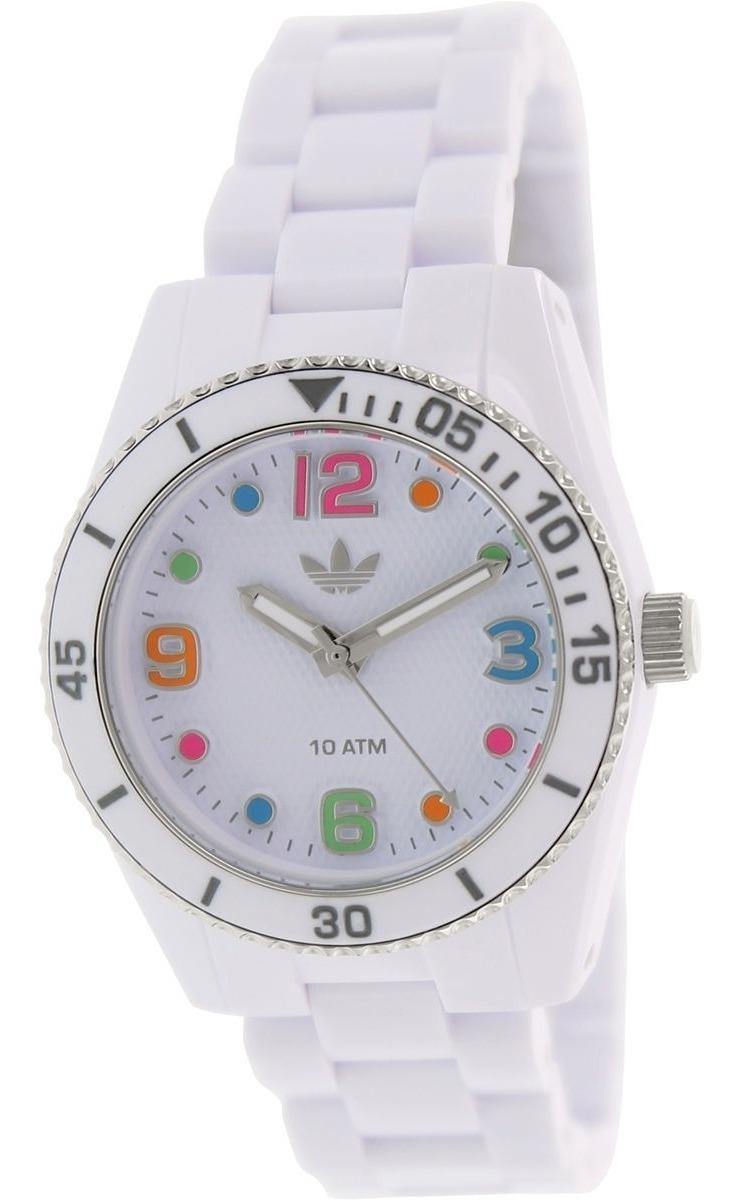 Reloj adidas Para Mujer Adh2941 Brisbane Tablero Blanco