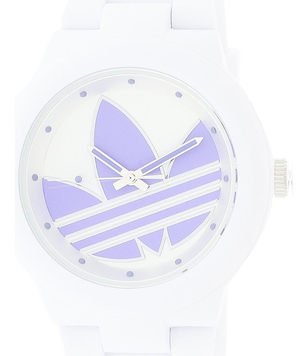 Reloj adidas Para Mujer Adh3144 Aberdeen Blanco Deportivo