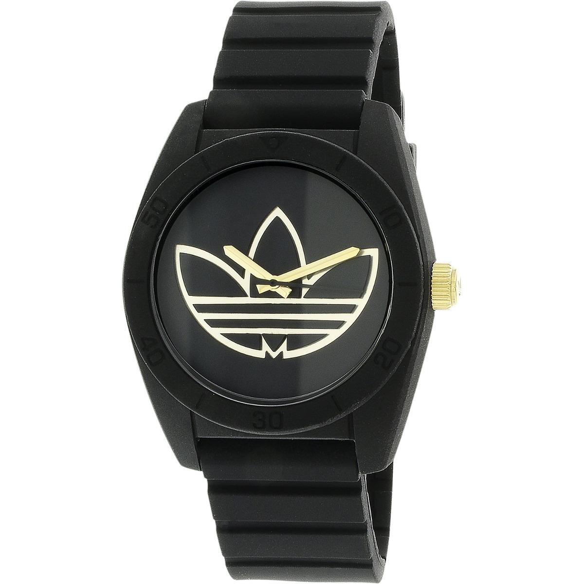 detailed look ff1a9 71b29 reloj adidas para mujer adh3197 santiago deportivo negro. Cargando zoom.