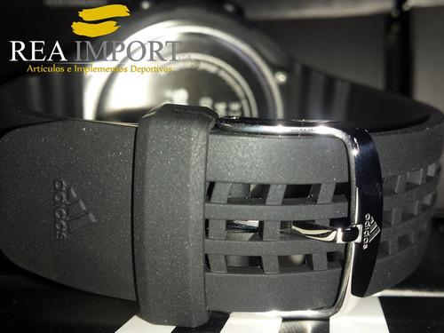 reloj adidas performance xl adp6080 negro/negro