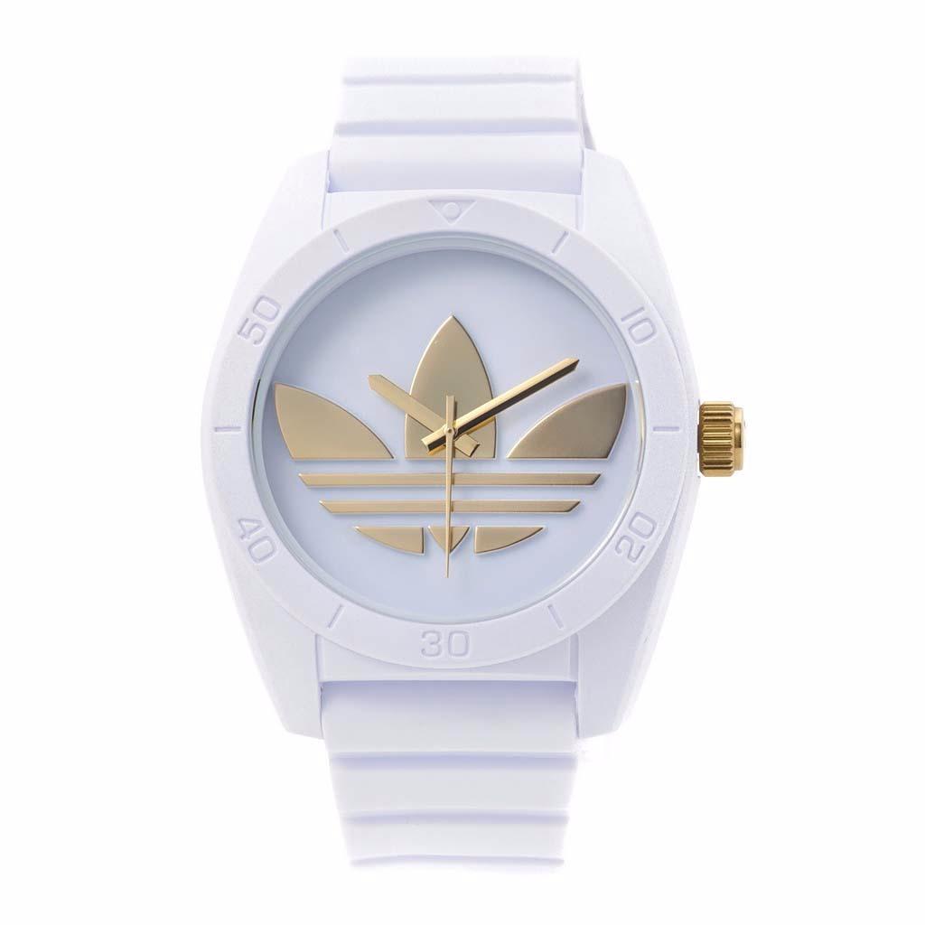 detailed look 03e3e a5c99 reloj-adidas -santiago-adh2917-blancodorado-original-unisex-D NQ NP 701194-MLM26133019723 102017-F.jpg