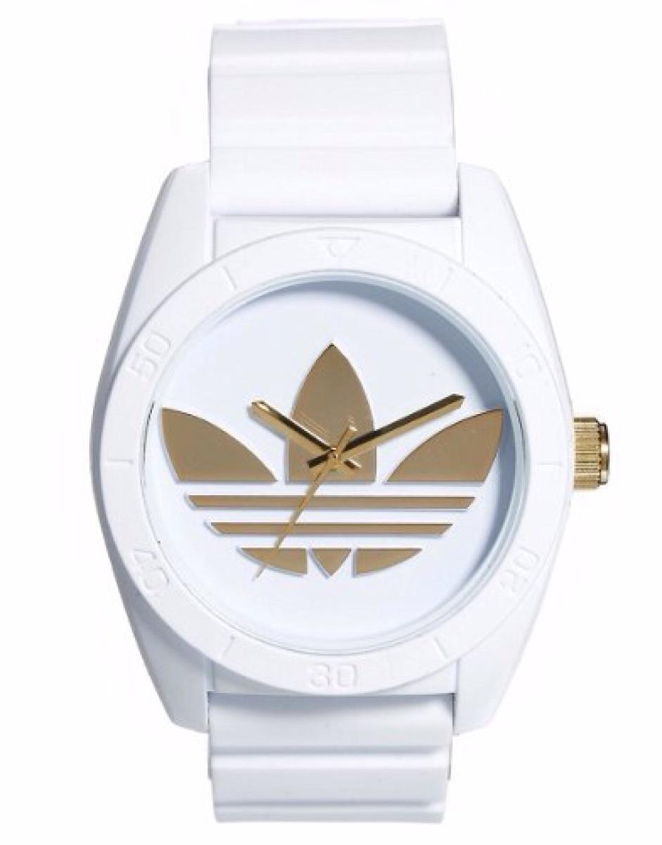 38e72fecc2db Reloj adidas Santiago Blanco -   289.00 en Mercado Libre