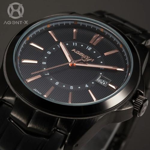 reloj agent x
