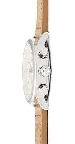 reloj aimant de plata para hombre rotterdam con banda de