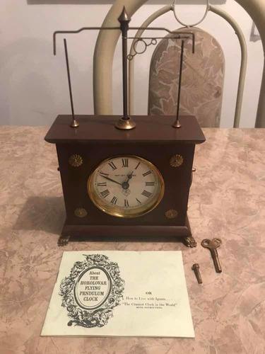 reloj alemán péndulo volador