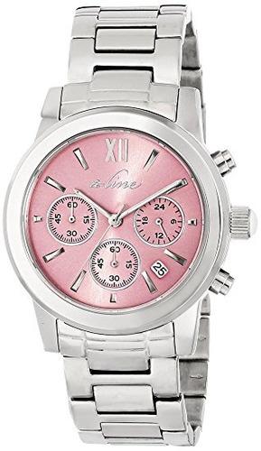 reloj a_line al plateado femenino