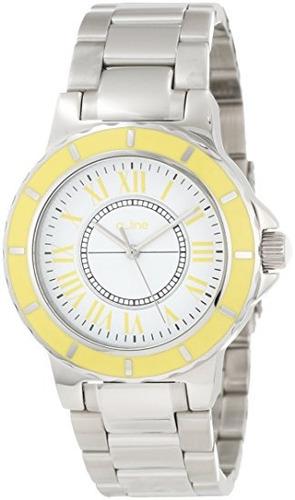 reloj a_line  yl marina plateado
