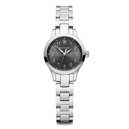 reloj alliance original cara negra vc241839
