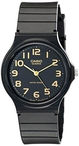 c18920269b98 Reloj Analogico Casio Mq-24-1b2lck Original -   165.00 en Mercado Libre