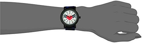 reloj analogico de cuarzo para mujer koi womens ashley water