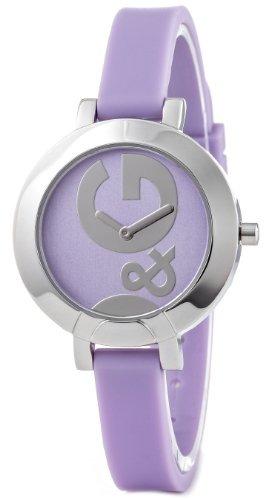828eb8ec4460 Reloj Analógico Dg Dolce Gabbana Dw0668 Hoopla Para Mujer ...