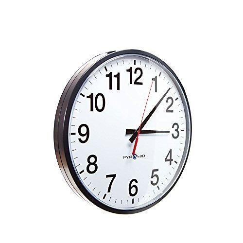 8a3423d5f376 Reloj Analógico Inalámbrico De 12 Horas Pyramid 13 Rf