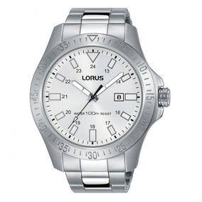 4c49572ff1f4 Reloj Analógico Marca Lorus Modelo  Rh919hx9 Color Plata Par