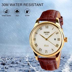 69008c847444 Pulseras Para Parejas Personalizada Con Fechas Romanas - Relojes en ...