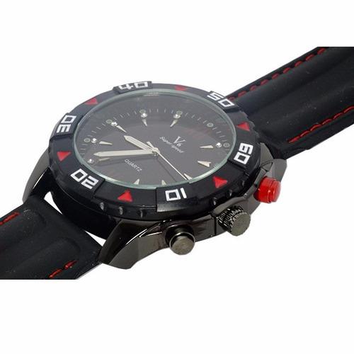 reloj análogo hombre v6 v0188 super speed