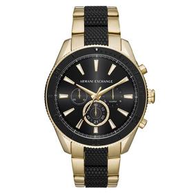95d5976d0585 Reloj Armani Exchange Oro - Joyas y Relojes en Mercado Libre México