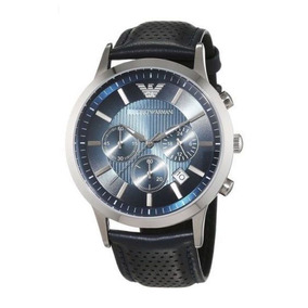 6363934ef59a Reloj Análogo Marca Armani Modelo  Ar2473 Color Azul   Negro por The Watch  Store